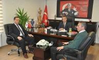 DEGÜVDER'den Türk Ulaşım-Sen'e Ziyaret