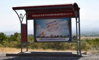 Kırsal Mahallelere 300 Adet Otobüs Durağı Yerleştirildi - Malatya Haberleri