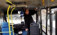 Toplu Taşıma Araçlarına Panik Butonu - Malatya Haberleri