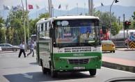 Özel Halk Otobüslerinin denetimleri sıklaştırıldı