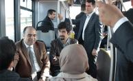 Şanlıurfa'da Büyükşehir Kadrolarına, Toplu Taşıma Genelgesi