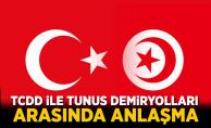 TCDD ile Tunus Demiryolları arasında iş birliği anlaşması