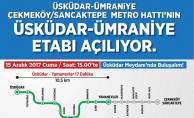 Türkiye'nin ilk sürücüsüz metrosu yarın açılıyor! İşte metronun özellikleri