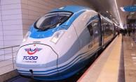 Ankara-Kayseri yüksek hızlı trenle 1,5 saat olacak