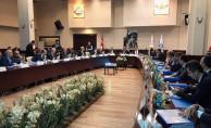 Lojistik Koordinasyon Kurulu'nun 9. Toplantısı Gerçekleştirildi