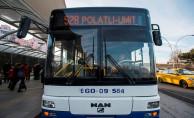 Polatlı'dan Ümitköy'e Otobüs Seferleri Başladı