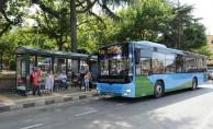 Toplu taşıma araçları 1 yılda 13 milyon yolcu taşıdı
