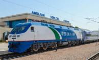 Almata Taşkent arası tren seferleri artırılıyor