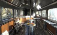 Kaderine terk edilmiş yüksek hızlı tren (Eurostar)