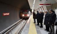 Ankara metrosunda intihar!