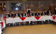 TCDD Sivas 4. Bölge Müdürlüğünden İftar Yemeği