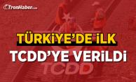TCDD'ye Emniyet Sertifikası Verildi