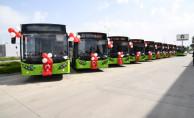 Adana Büyükşehir Filosuna 60 Yeni Otobüs