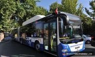 Ankara`da EGO bazı otobüs güzergahlarında değişikliğe gitti