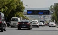 Ankara'nın Trafiği Led'li Ekranlara Emanet