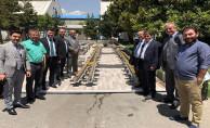 ARUS, Tahran 6. Uluslararası Tren Yolu Taşımacılığı Fuarına Katıldı
