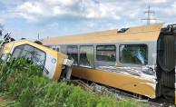 Avusturya'da Tren Kazası! 26 Yaralı