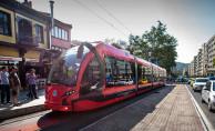 Bursa'da Tramvay Seferlerine Miting Ayarı