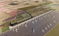 Dalaman Havalimanı Dış Hatlar Terminali Geçici Kabul Aşamasında