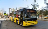 Diyarbakır'da Toplu Ulaşım 4 Gün Ücretsiz