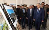 Doğu Ekspresi 'Tam O An Başlıklı Fotoğraf Sergisi' Kars Tren Garı'nda Açıldı