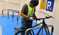İzmir'de Bisikletlilere Özel Park Yeri