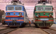 Kazakistan'da Tren Kazası! 1 Ölü 14 Yaralı