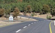 Manisa Büyükşehir'den Gördes'e 163 Kilometrelik Asfalt