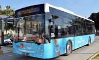 Mersin'de Bayram Boyunca Toplu Taşıma Ücretsiz