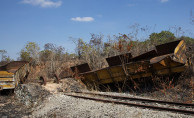 Tanzanya'da tren kazası! 10 Ölü 26 Yaralı