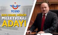 TCDD Eski Genel Müdürü Süleyman Karaman, Milletvekili Adayı Oldu
