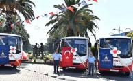 """Toplu ulaşıma """"İzmir'e özel üretim"""" taze kan"""