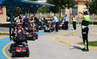 'Trafik Eğitim Parkı'nda Eğitimler Başlıyor