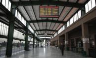 Trenler Ankara Gar'a Geri Döndü