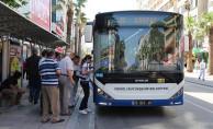 15 Temmuz'da Denizli'de Otobüsler Ücretsiz