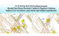 Ankaralılar Dikkat! Bu Yollar Trafiğe Kapatılacak