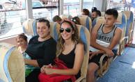 Antalya-Kemer arasında deniz otobüsleri 120 bin yolcu taşıdı