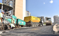 Başkan Altay, Şehit Ömer Halisdemir Caddesi'ndeki Çalışmaları İnceledi