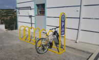 Bisiklet Parkları Projesi