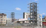 Büyükşehir'den 42 Evler'e Yeni Üst Geçit
