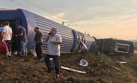Büyükşehir'den Çorlu'daki Tren Kazasına Kurtarma Ekibi