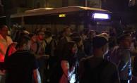 Büyükşehir YHT yolcularının imdadına yetişti