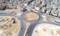 Gaziantep'te 5 Mahalleyi Birbirine Bağlayan Yeşilvadi Kavşağı Trafiğe Açıldı