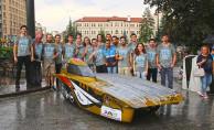'Geleceğin otomobili' Eskişehir'de