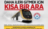 İstanbullular Dikkat! Üsküdar-Ümraniye hattında metro seferleri iptal