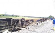 JMO'nun Çorlu'daki tren kazası raporu