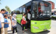 Kızıldağ Yaylası'na Klimalı Belediye Otobüs Seferleri Başlıyor