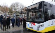 Konya'da Bazı Otobüs Hatları Alaaddin Bulvarına Girmeyecek