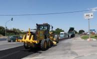 Manisa Büyükşehir'den Çevre Yolunda Bakım Çalışması