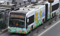 Metrobüs Yolcu Sayısı Geçen Yıla Göre 4 Milyon Arttı